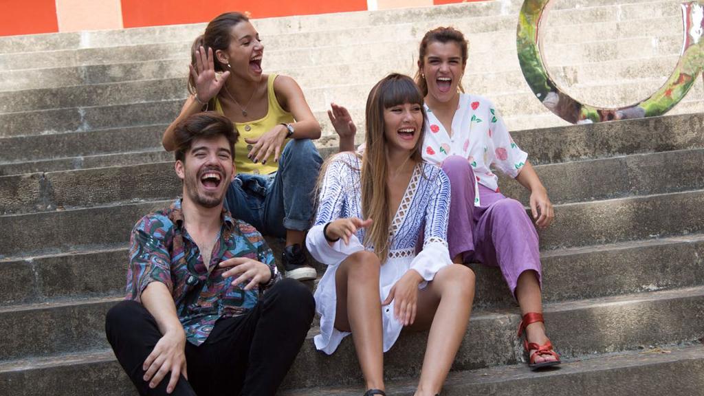 OT 2018 - Amaia, Aitana, Roi Méndez y Ana Guerra sorprenden a los aspirantes en la última fase del casting de OT