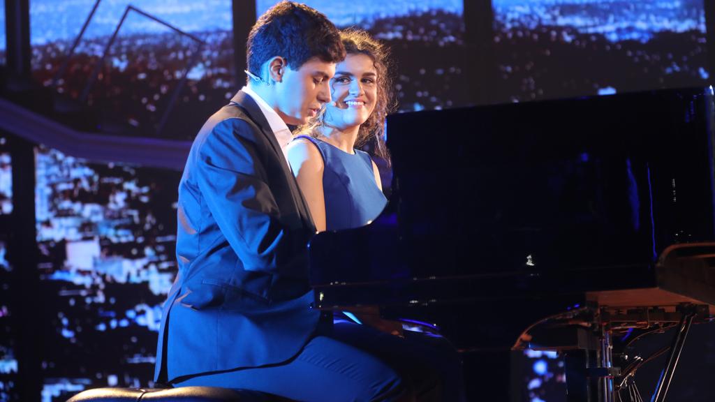 Operación Triunfo - Amaia y Alfred cantan 'City of stars'