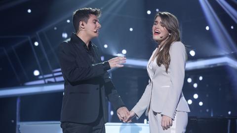 Operación Triunfo - Amaia y Alfred cantan 'Tu canción' en la Gala Eurovisión de OT