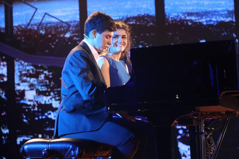Amaia y Alfred cantando 'City of Stars' en OT