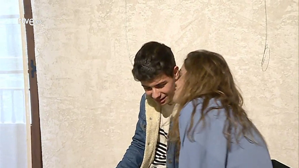 Eurovisión 2018 - Amaia y Alfred visitan Pamplona