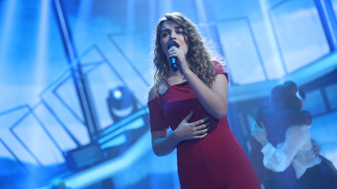Operación Triunfo - Amaia canta 'Te recuerdo Amanda' en la gala 12