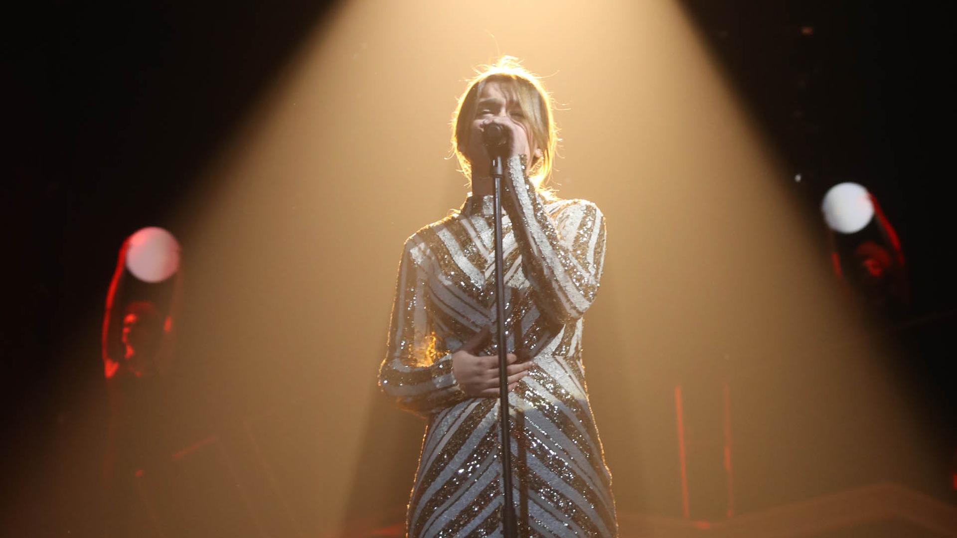 Operación Triunfo 2017 - Amaia canta 'Shake it out' en la Gala 9 de OT