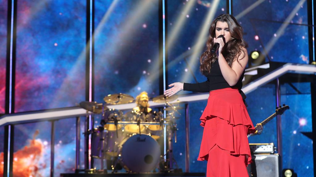 Operación Triunfo - Amaia canta 'Starman' en la gala 0 de Operación Triunfo