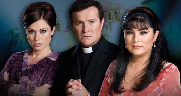 """... de """"En nombre del amor"""", la nueva telenovela que emitirá La 1 de TVE"""
