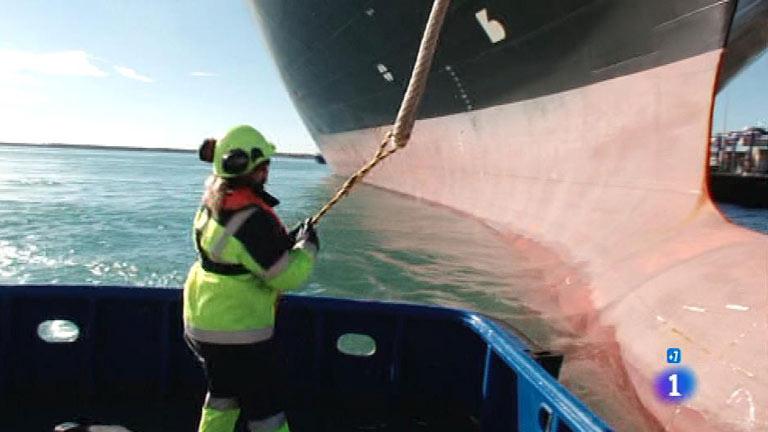 Comando actualidad - Amarradora de barcos
