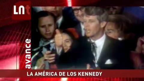 La noche temática - La América de los Kennedy - avance