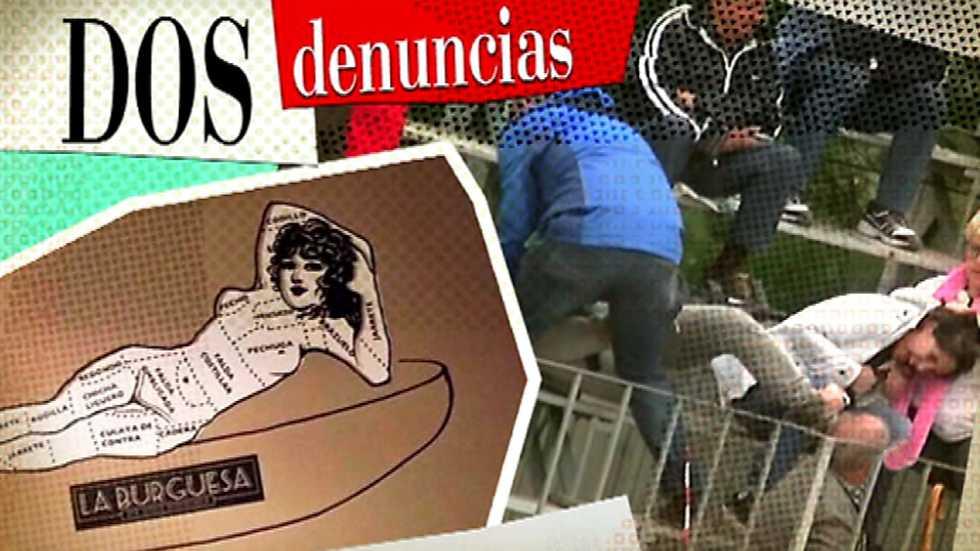 Amigas y conocidas - 03/05/16