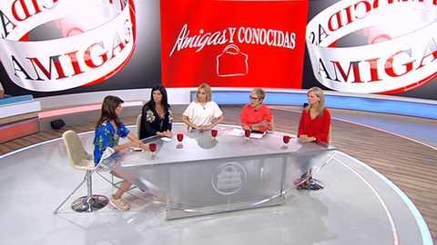 Amigas y conocidas - 09/05/18