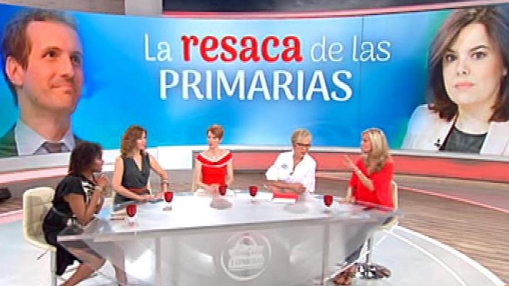 Amigas y conocidas - 23/07/18
