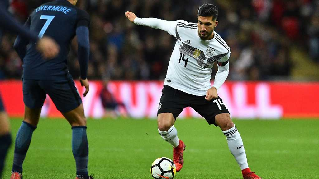 Fútbol - Amistoso Internacional: Inglaterra - Alemania, desde Londres