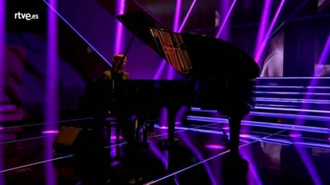 "OT 2018 - Ana Guerra canta ""Olvídame"" en la gala de Navidad"