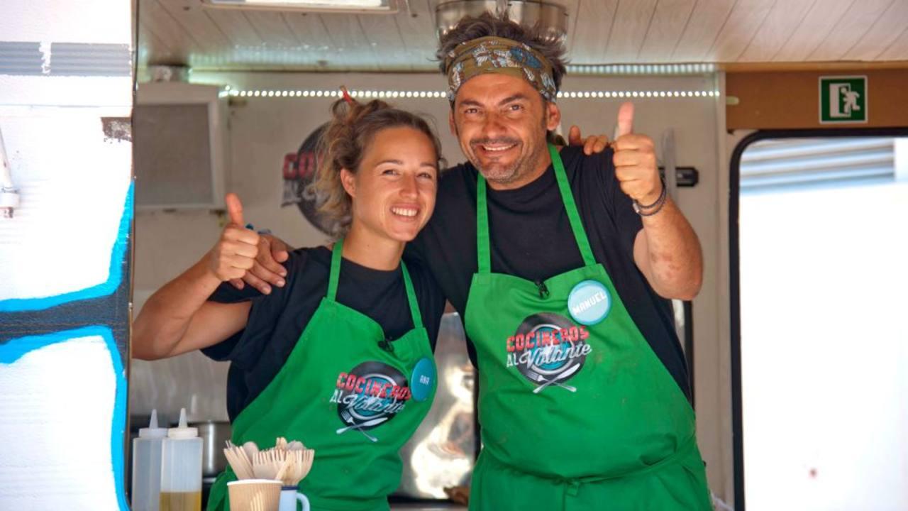Ana y Manuel, Por el monte, las sardinas