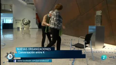 Para Todos La 2 -  Charla entre  Ana Moreno Romero, investigadora de modelos organizativos de la Universidad Politécnica de Madrid y el empresario Koldo Saratxaga de K2K
