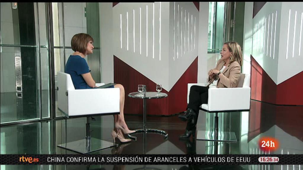 Parlamento - La Entrevista - Ana Oramas - 15-12-19