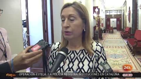 """Ana Pastor, sobre el concurso público en RTVE: """"El informe de los letrados dice que hay que hacer muchísimas correcciones"""""""