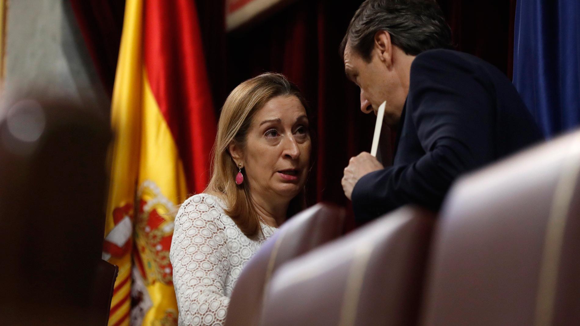 """Ana Pastor, sobre la sucesión en el PP: """"No me puedo presentar por responsabilidad"""""""