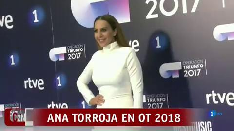 Corazón - Ana Torroja, nueva jurado de 'OT 2018'
