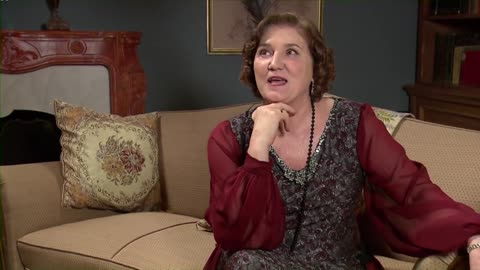 La otra mirada - Ana Wagener interpreta a Luisa en 'La otra mirada'