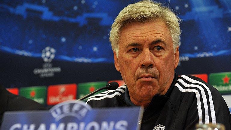 """Ancelotti: """"Bale está bien. La duda es si ponerle de principio"""""""