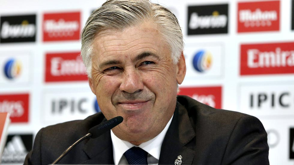 "Ancelotti: ""No es fácil jugar en Ipurua"""
