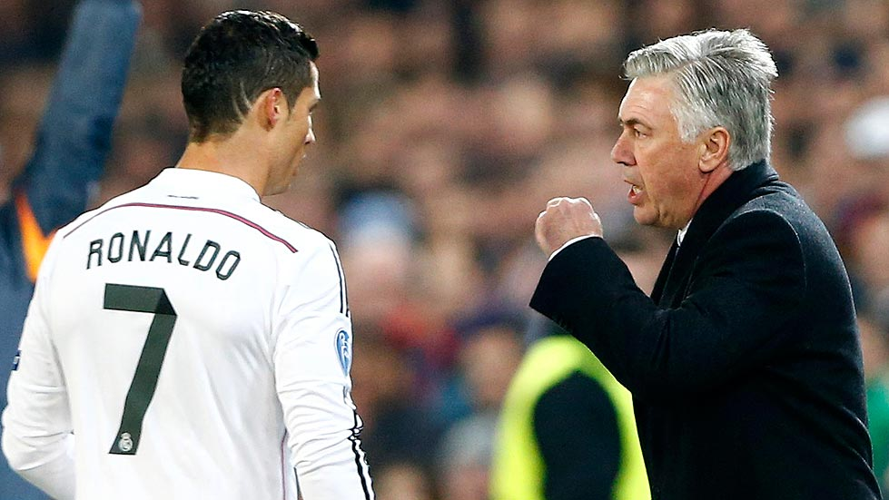 Ancelotti, a una victoria de batir a Mourinho