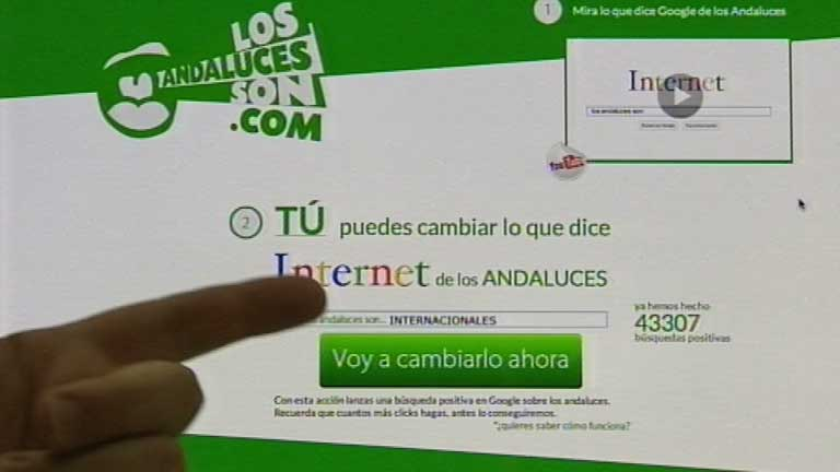 """Los andaluces son..."""