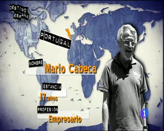 Destino España - Andalucía V - Mario