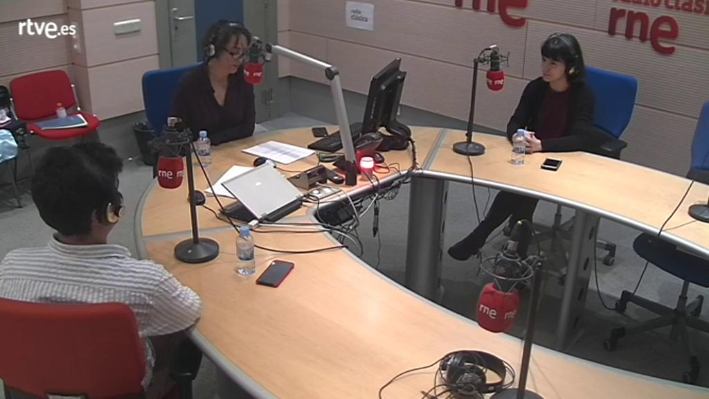Sara Molina, Guillem Gràcia y Pedro Bonet (Andante con moto)
