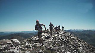 Carrera de montaña - Andorra Ultra Trail 2017