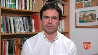 """Andrés Herzog: """"Las instituciones no funcionan porque están colonizadas por partidos políticos"""""""