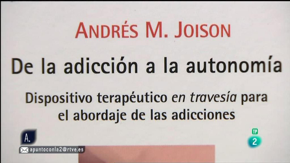A punto con La 2 - Entrevista - Andrés Joison y superar las adicciones