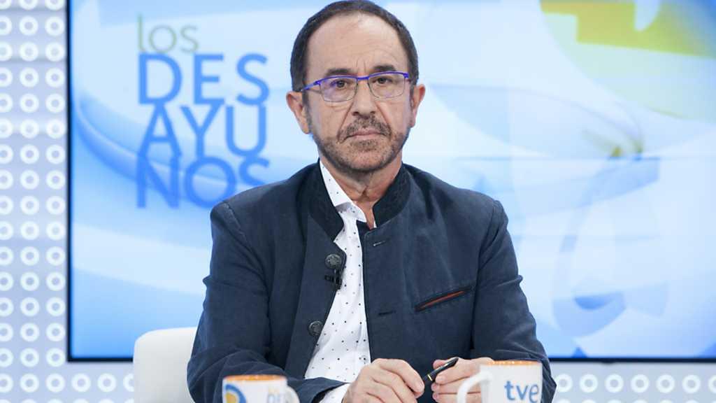 Los desayunos de TVE - Andrés Perelló, secretario de Justicia, Nuevos Derechos y Libertades del PSOE