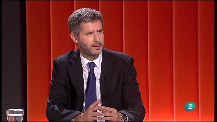 Vespre a La 2 - Entrevista a Andreu Van Den Eynde, advocat penalista