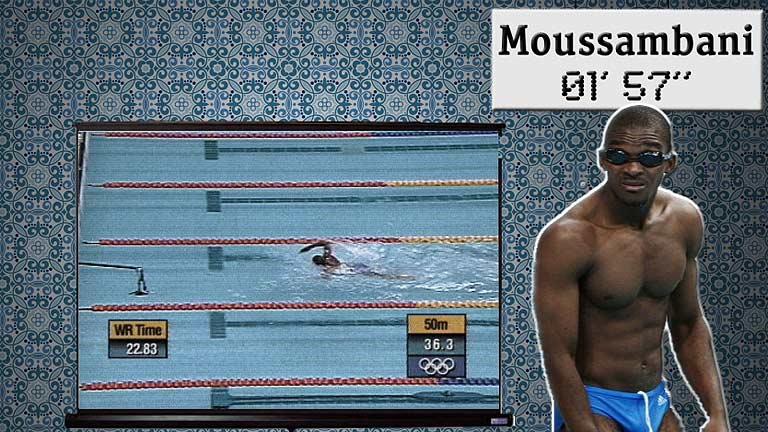 El anecdotario de los Juegos Olímpicos - Lab rtve.es