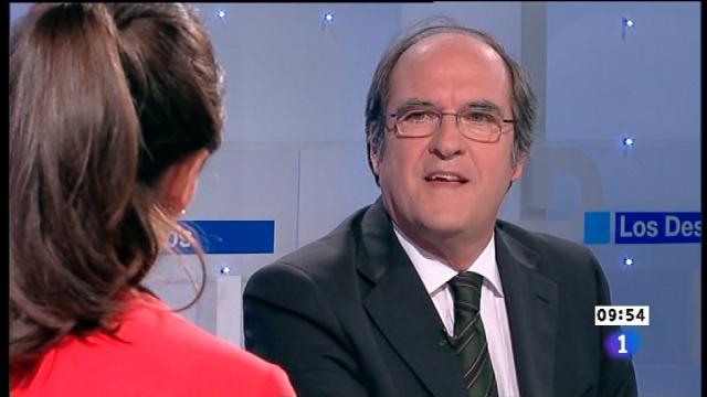 Los desayunos de TVE - Ángel Gabilondo, ministro de Educación