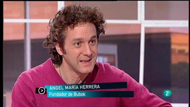 Para Todos La 2 - Entrevista:  Ángel María Herrera, fundador de Bubok
