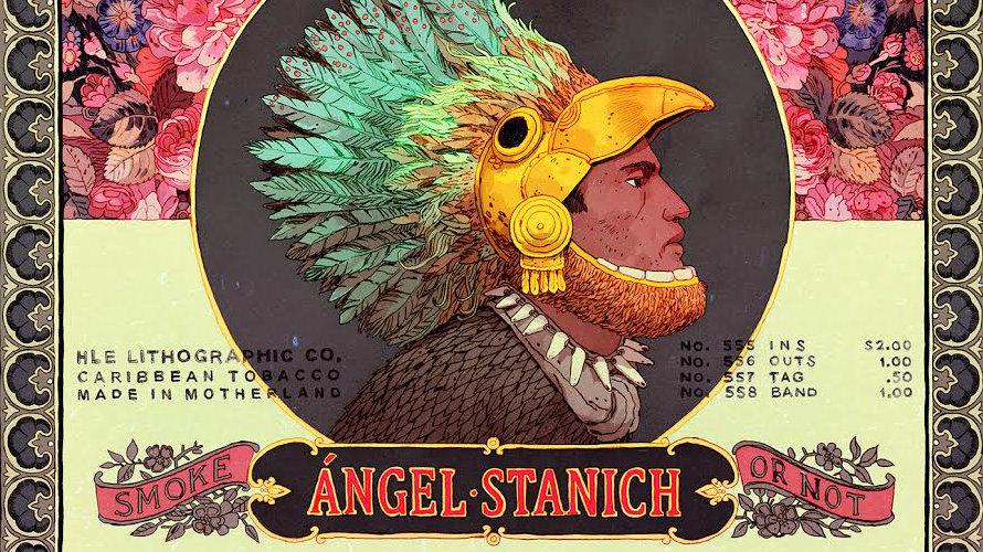 Ángel Stanich - Un día épico