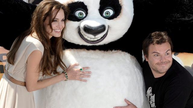 Angelina Jolie y Gus van Sant aterrizan en Cannes