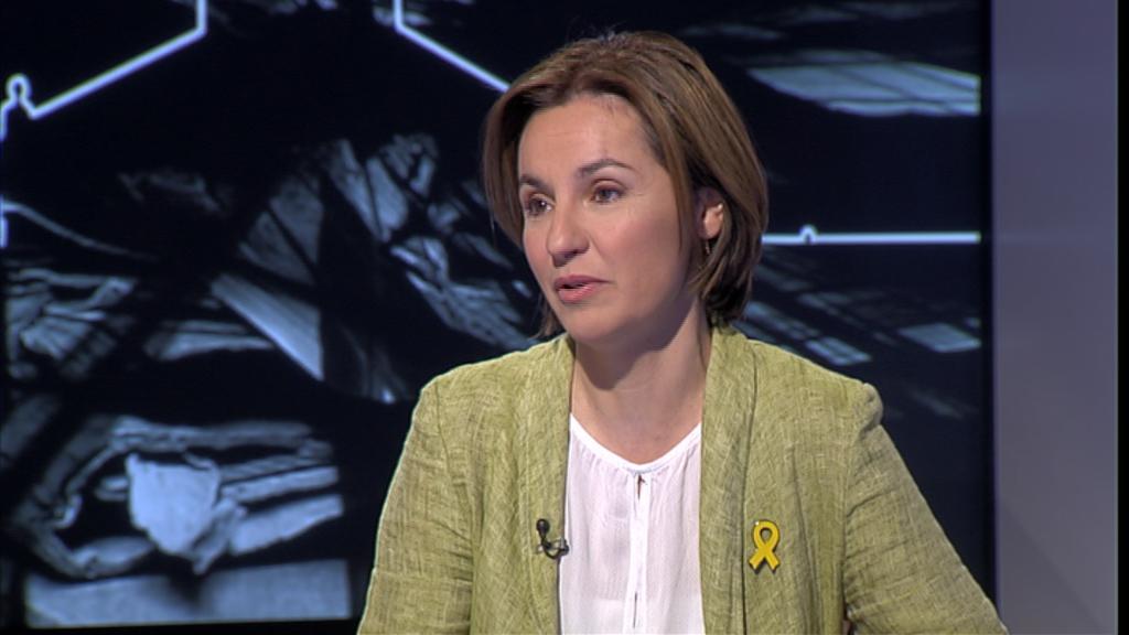 Aquí Parlem - Anna Caula, portaveu d¿Esquerra Repúblicana al Parlament