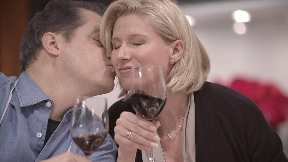 En la tuya o en la mía - Anne Igartiburu y Ramón García, en el especial de Nochevieja de 'En la tuya o en la mía'