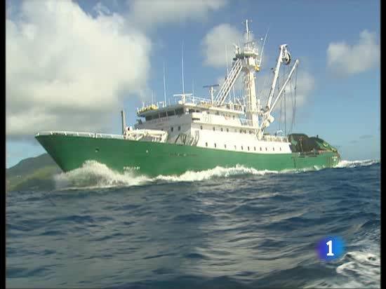 Hace justo un año, un grupo de piratas somalíes asaltó al atunero vasco Playa de Bakio