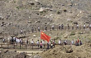 Se cumple un año del terremoto de Sichuan