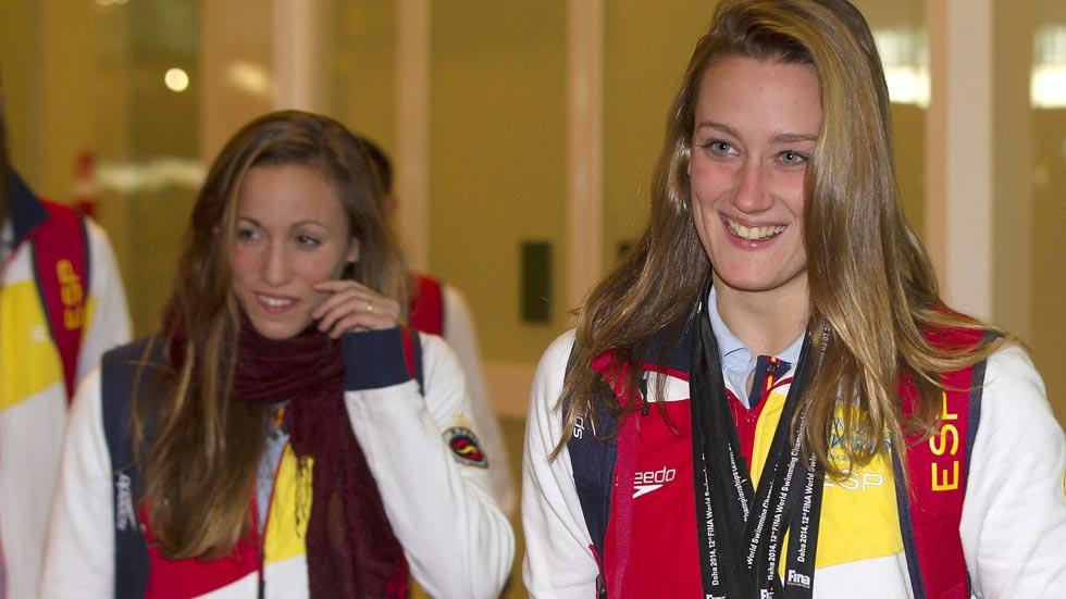 El año triunfal de las mujeres deportistas