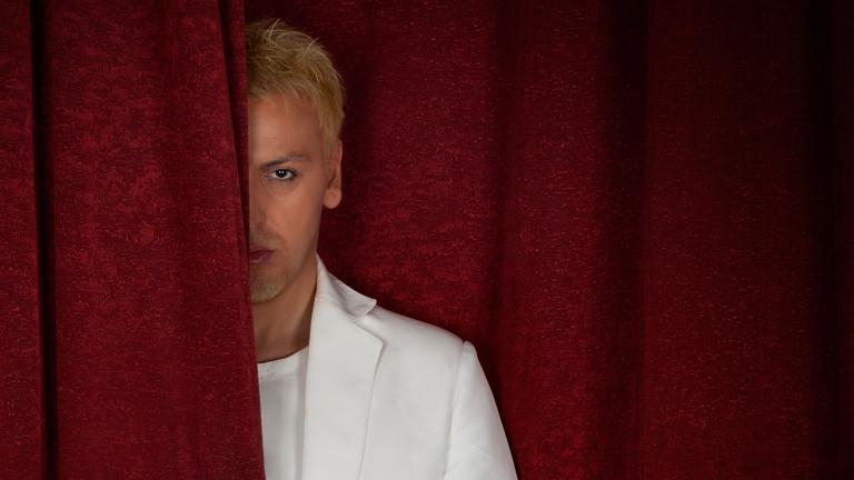 """Eurovisión 2012 - Anri Jokhadze representa a Georgia en Eurovisión 2012 con """"I'm a joker"""""""