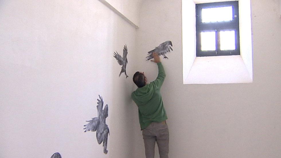 La antigua cárcel de Segovia abierta ahora a la creación artística