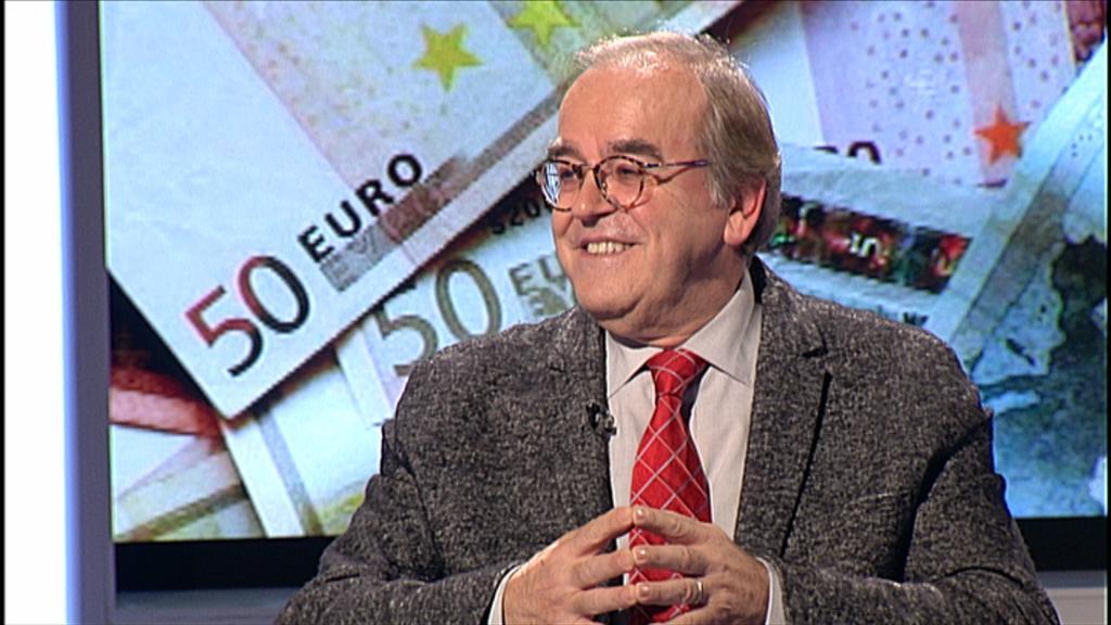 Aquí Parlem - Anton Gasol, nou degà del Col·legi d'Economistes de Catalunya
