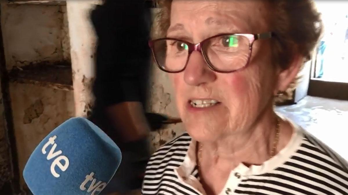 """Antonia, hermana de una de las víctimas: """"El agua le cogió por sorpresa, lo encontraron muerto en el balancín"""""""