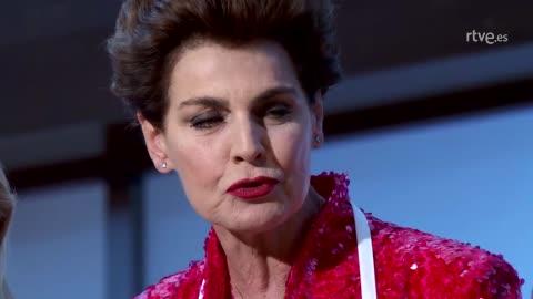 Antonia salva a Paz de la prueba de eliminación
