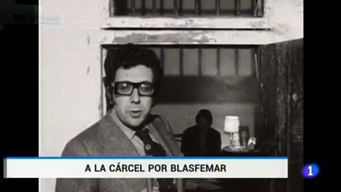 ¿Te acuerdas? - Antonio el Bailarín, encarcelado por blasfemar en público